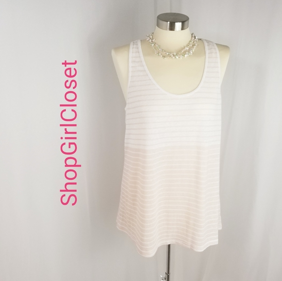 💥Just In💥Mossimo Striped Tank...XL